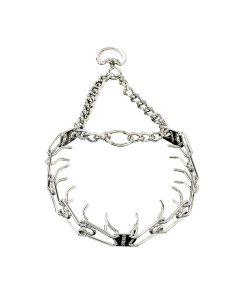 HS Sprenger Collar Ultra-Plus acero cromado giratorio