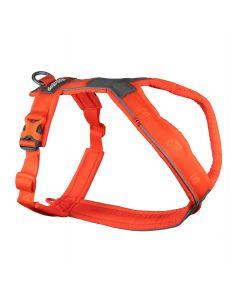 Non-stop dogwear Line Harness naranja 5.0