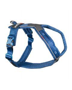 Non-stop dogwear Line Harness azul 5.0