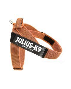 Julius-K9 Arnés IDC de cinta naranja
