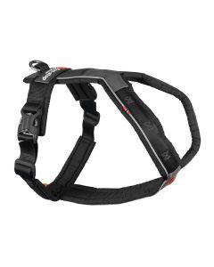 Non-stop dogwear Line Harness negro 5.0