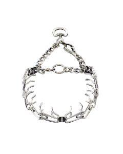 HS Sprenger Collar Ultra-Plus acero cromado giratorio con gancho tijera