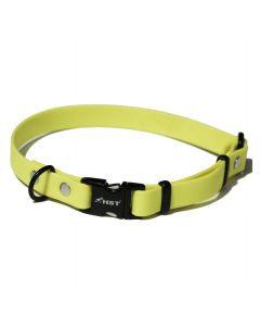 HST Collar Deluxe amarillo de 16 mm