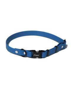 HST Collar Deluxe azul de 16 mm