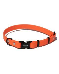 HST Collar Deluxe naranja de 16 mm