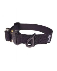 MIa K9 Collar cobra FM negro