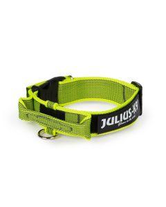 Julius-K9 Collar neon con asa