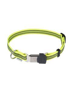 HS Sprenger Collar ajustable amarillo reflectante