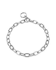 HS Sprenger Collar eslabón medio de acero cromado 3,4 mm