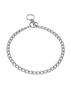 HS Sprenger Collar eslabon retorcido de acero cromado de 2,5 mm