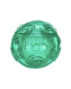 Kong Squeezz Crackle Ball verde