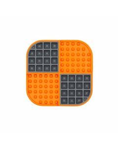 LickiMat Slomo naranja