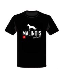 K9-EVO Camiseta Malinois