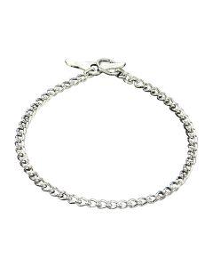 HS Sprenger Collar eslabón retorcido mariposa de acero cromado 2,5 mm