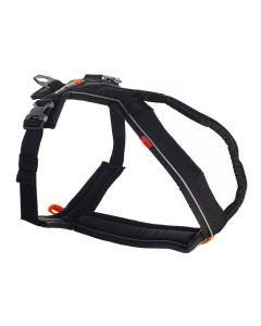 Non-stop dogwear Line Harness negro