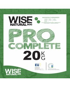 Wise Natural Pro Complete 20 kg