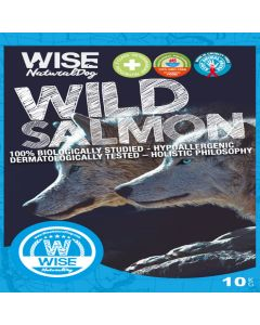 Wise Natural Salmón 10 kg