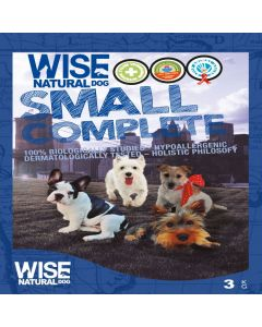 Wise Natural Small Complete 3 kg