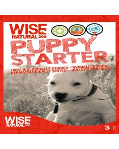 Wise Natural Starter Puppy 3 kg